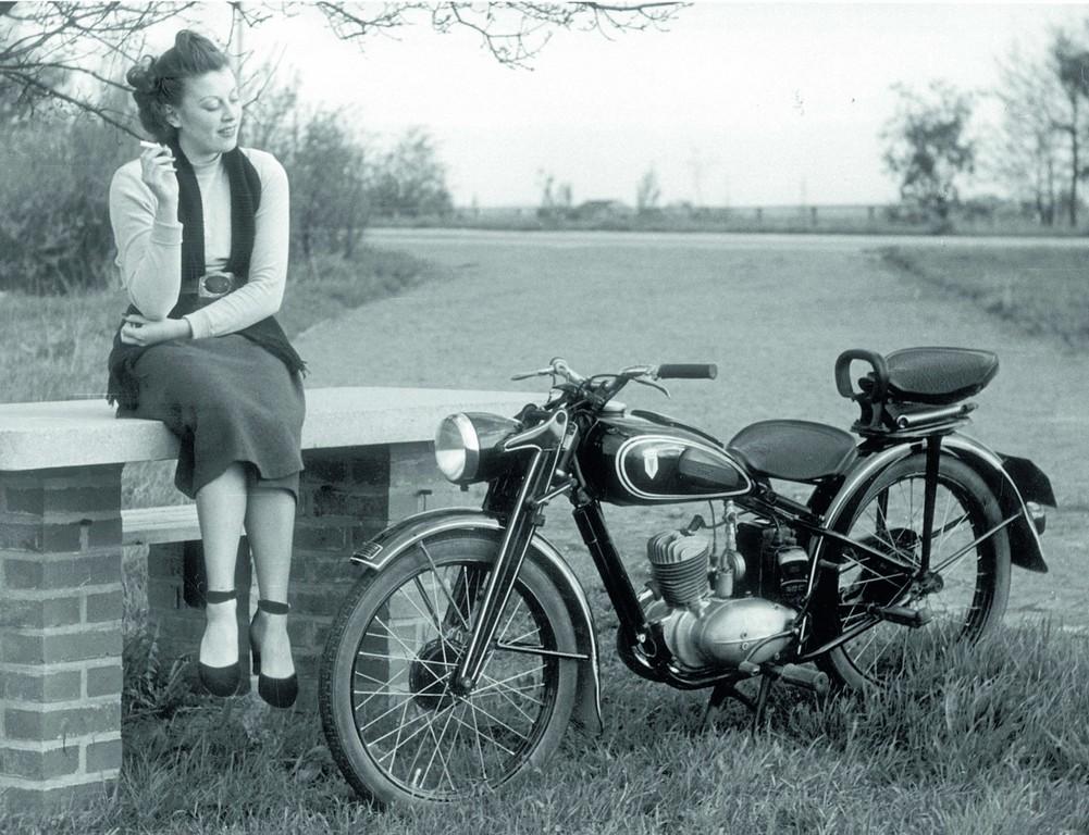 Die DKW RT 125 gilt als meistkopiertes Motorrad der Welt und war unter anderem Vorbild für die erste Yamaha.