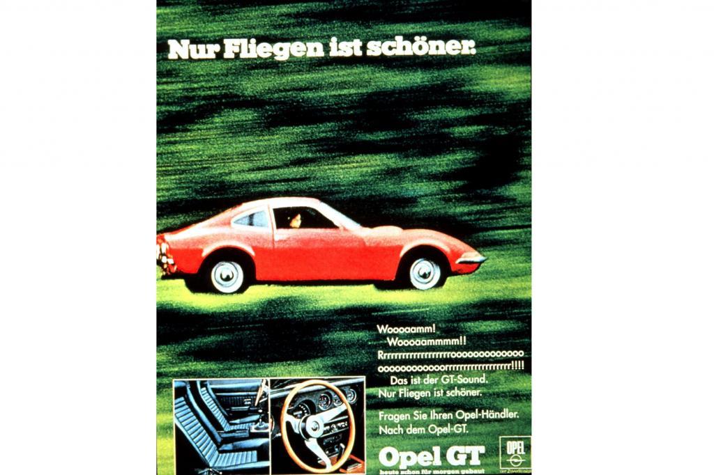 Die Volks-Corvette prägte auch einen legendären Werbespruch