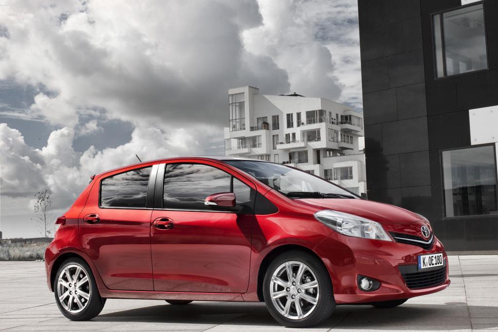 Die neue Generation des Yaris gibt es auch mit Hybridantrieb