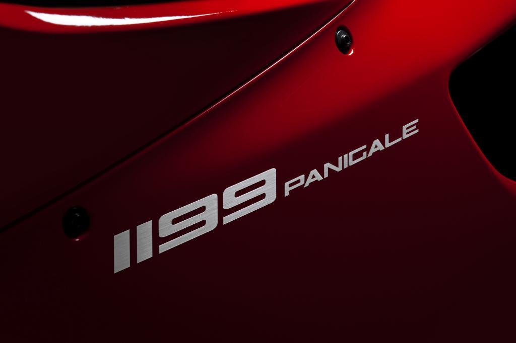 Ducati 1199 Panigale - Neuer Name für mehr Druck
