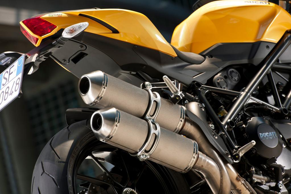 Ducati Streetfighter 848: Die Kleine mit dem bösen Blick