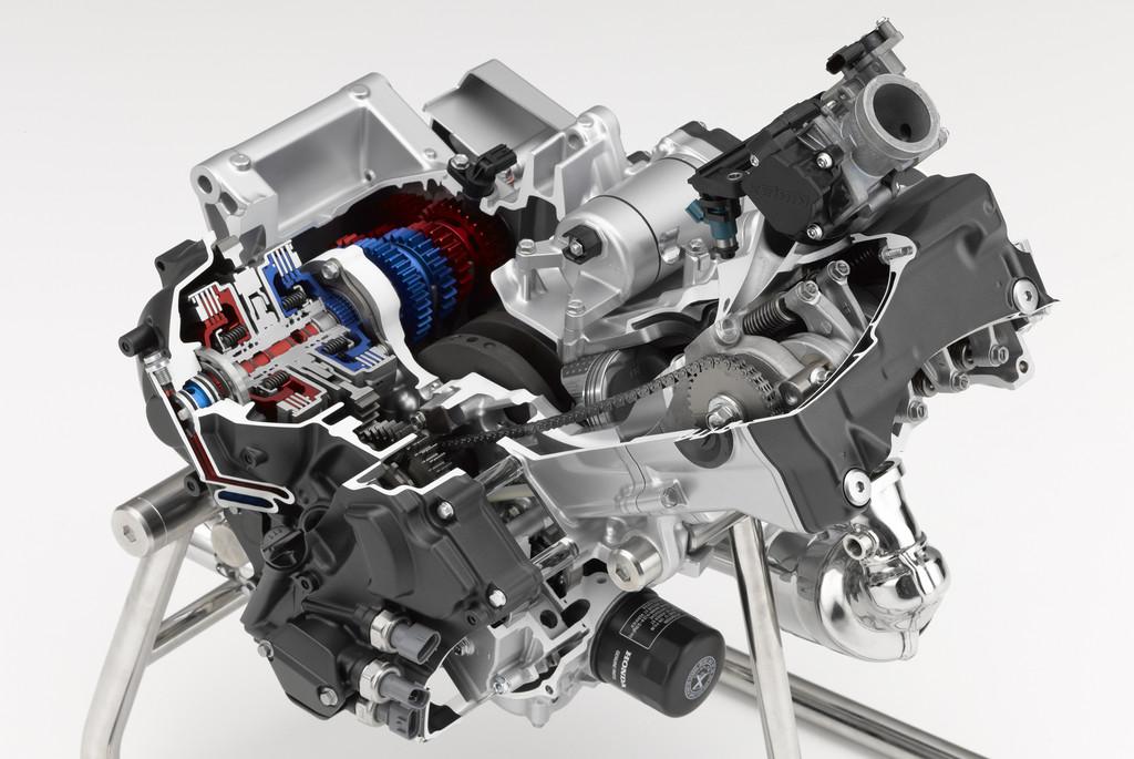 EICMA 2011: Honda stellt neuen Zweizylinder-Motor vor