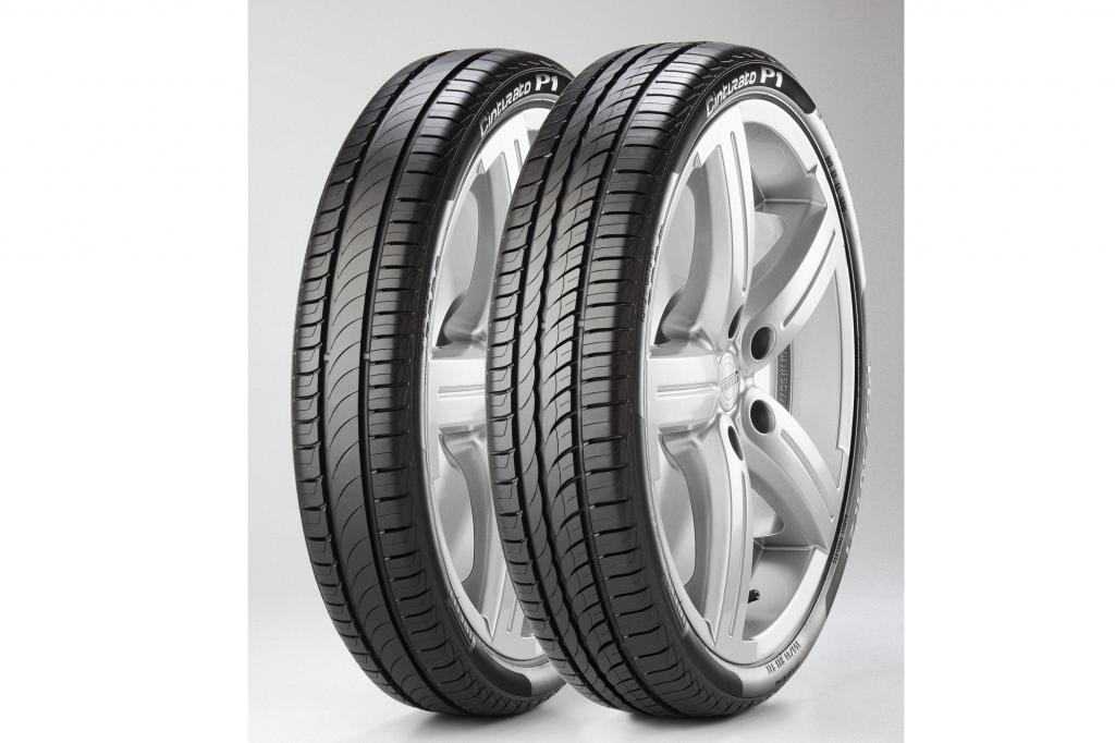 Ein größerer Reifenumfang lässt eine geringere Reifenbreite zu