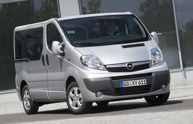 Eine halbe Million Opel Vivaro produziert