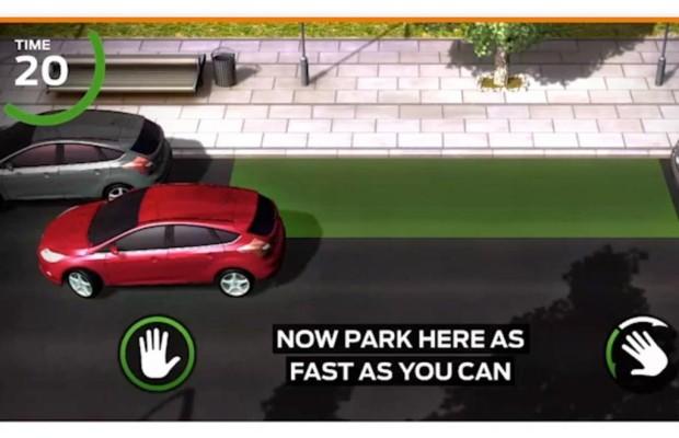 Einpark-Assistenz fordert Autofahrer heraus