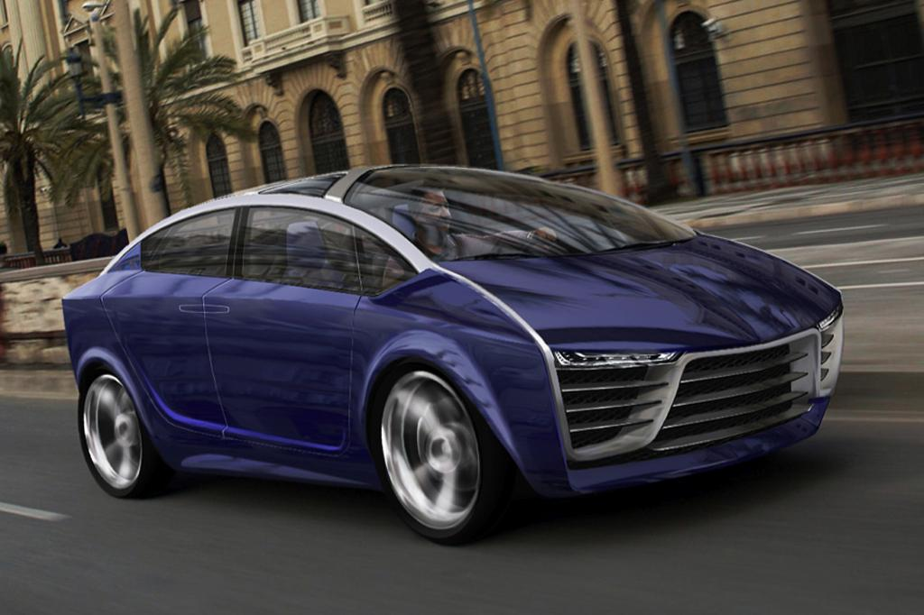 Elektroautos - Es geht noch leichter