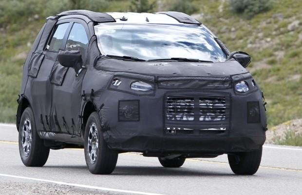Erwischt: Citroën und Peugeot bringen Baby-SUV
