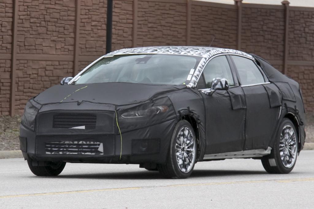 Erwischt: Erlkönig Ford Mondeo – Auto von Welt