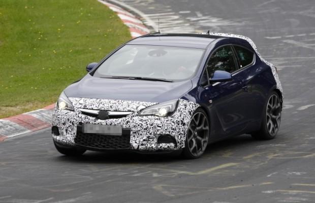 Erwischt: Erlkönig Opel Astra GTC OPC – Eine Rakete auf Rädern
