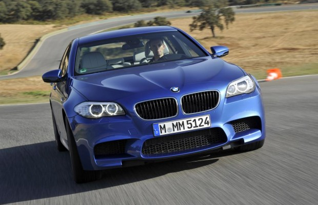 Fahrbericht: BMW M5 - Leistungszulage für den Business-Jet