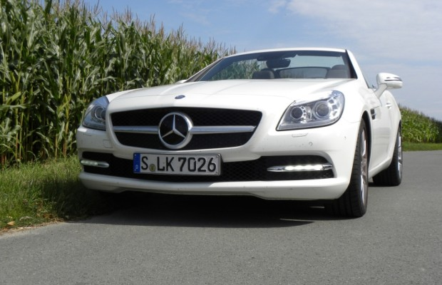 Fahrbericht Mercedes-Benz SLK 350 Blue Efficiency: Vielschichtig