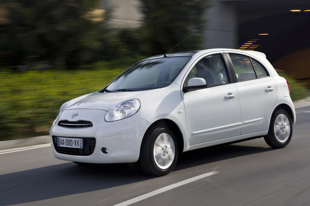 Fahrbericht: Nissan Micra 1.2 DIG-S - Aufgeladen durch die Stadt