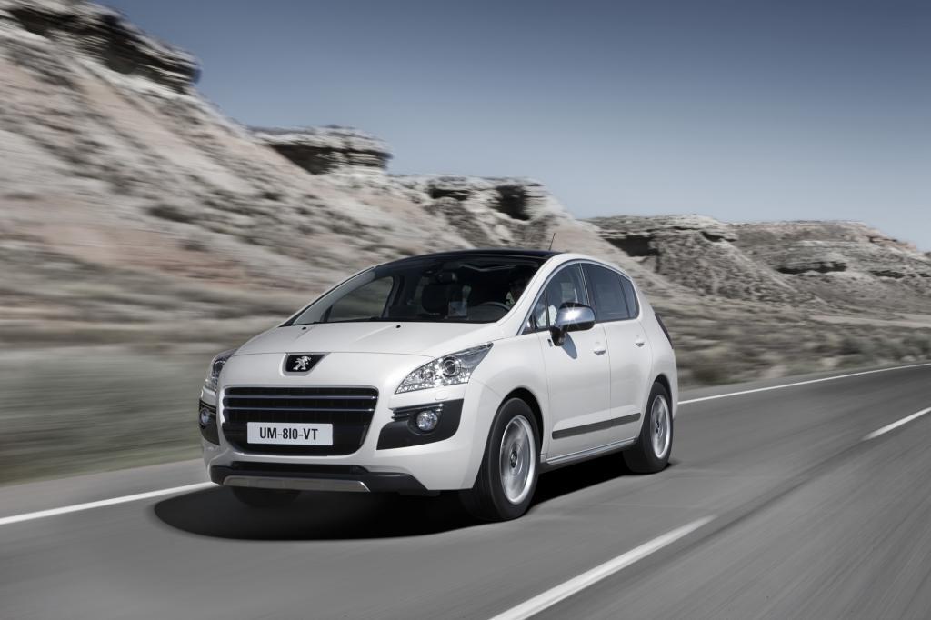 Fahrbericht: Peugeot 3008 Hybrid - Eine neue Versuchung