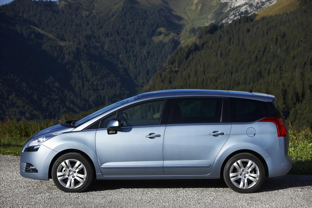 Fahrbericht Peugeot 5008 2.0 HDi Active Automatik: Braver Gefährte
