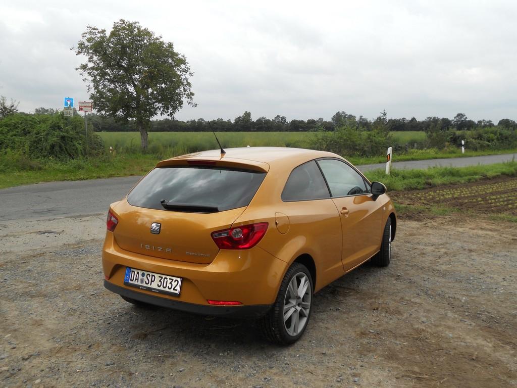 Fahrbericht Seat Ibiza 1.2 TSI Ecomotive: Spanischer Sympathieträger