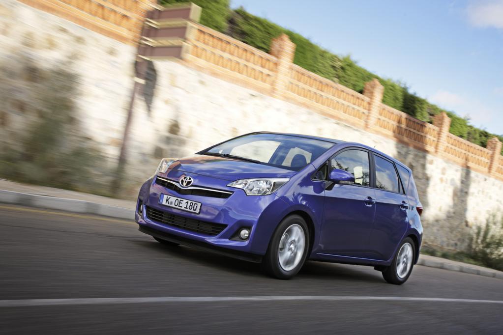 Fahrbericht Toyota Verso-S: Kleiner Van-Sinn