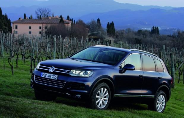 Fahrbericht VW Touareg Hybrid: Dickschiff auf Schleichfahrt