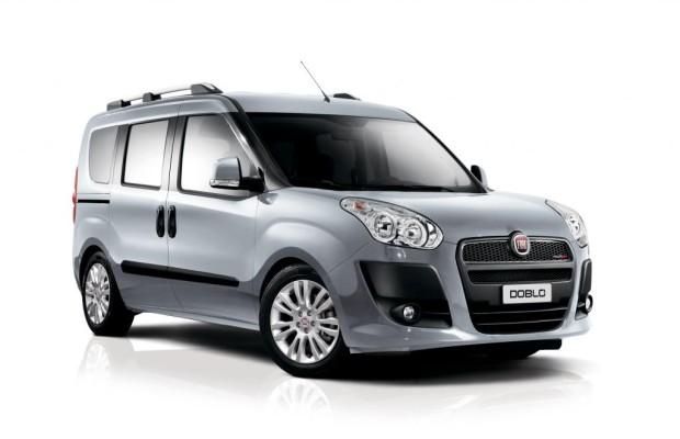 Fiat Doblo - Hohes Dach, niedriger Preis