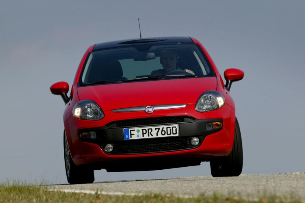 Fiat bietet den Punto in einer Sportversion unterhalb der Abarth-Modelle an