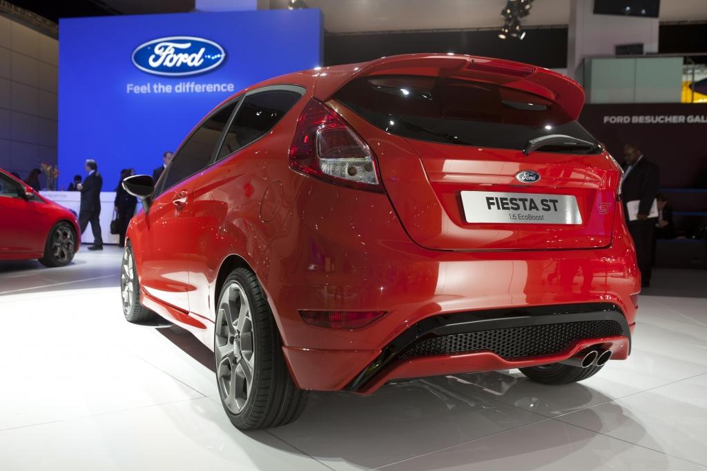 Ford Fiesta ST - Kölner Taschenrakete