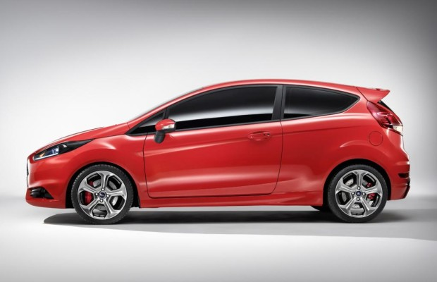 Ford Fiesta ST: Kleinwagen im Trainingslager