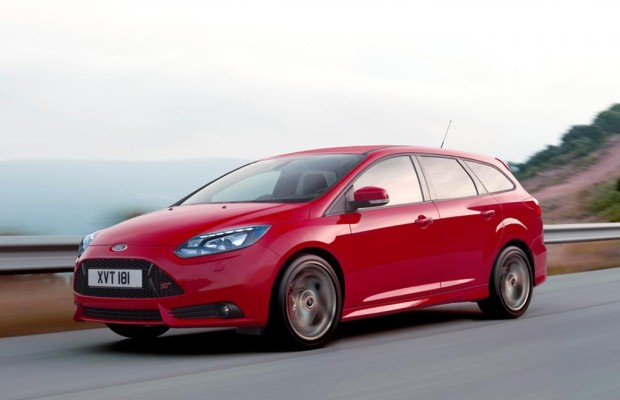 Ford Focus ST - Flotte Familie