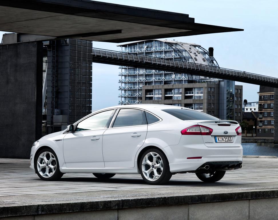 Ford Mondeo mit mehr Leistung