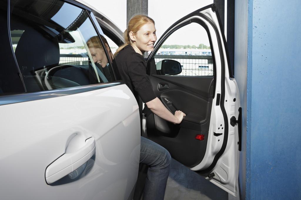 Ford bietet patentierten Türkantenschutz