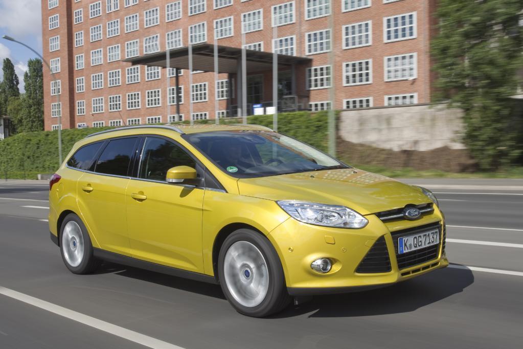 Ford schenkt Gewerbetreibenden den Technik-Service