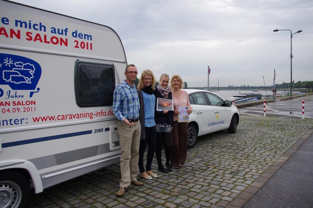 Fotowettbewerb: Caravan macht Urlaubsstimmung