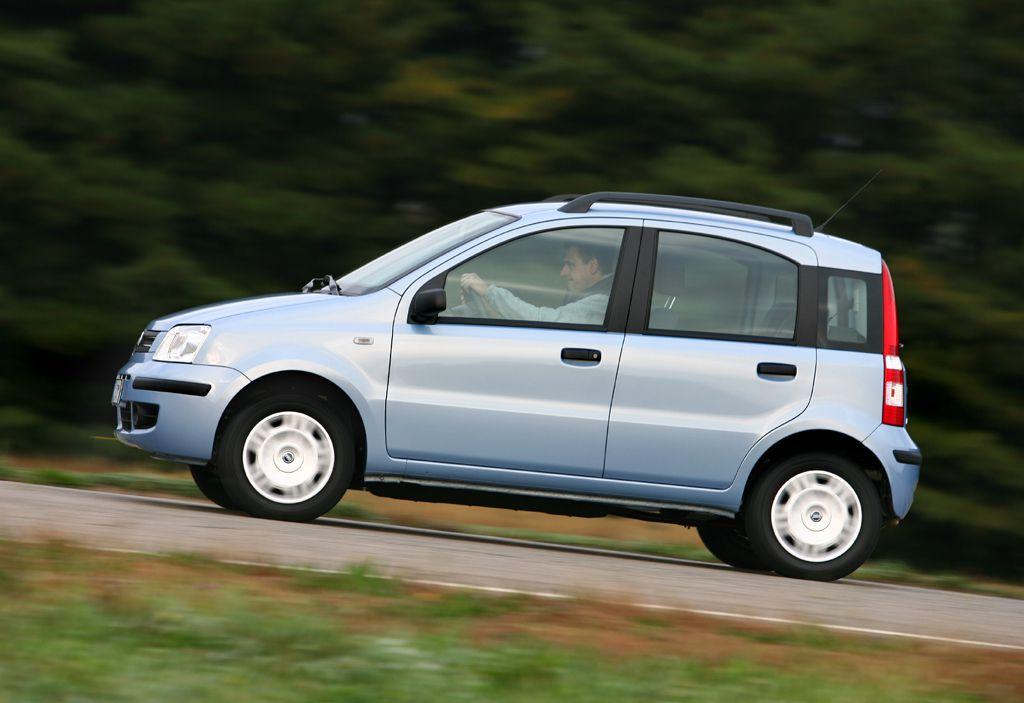 Gebrauchtwagen-Check Fiat Panda - Klappriger Bär