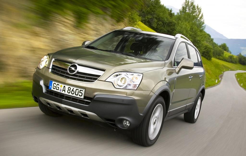 Gebrauchtwagen-Check: Opel Antara - Lasttier mit schwachem Rücken