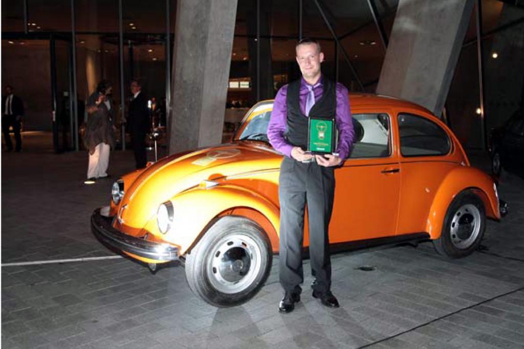 Goldenes Klassik-Lenkrad: Preisträger stehen fest