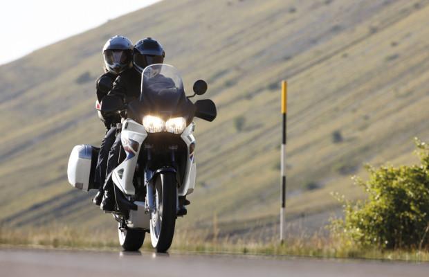 Honda fährt mit Motorrad-Bloggern nach Italien