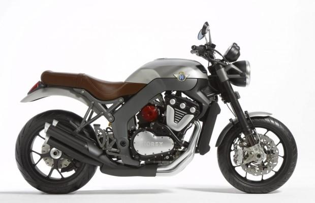 Horex startet 2012 mit Saugmotor