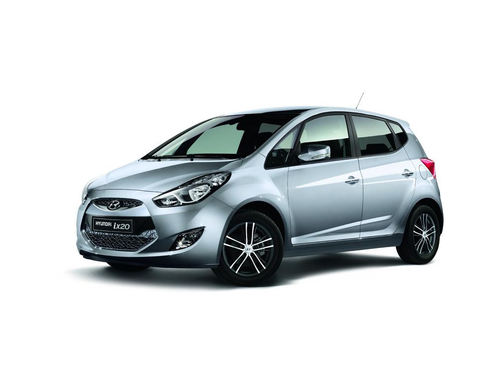 Hyundai bringt Sondermodelle