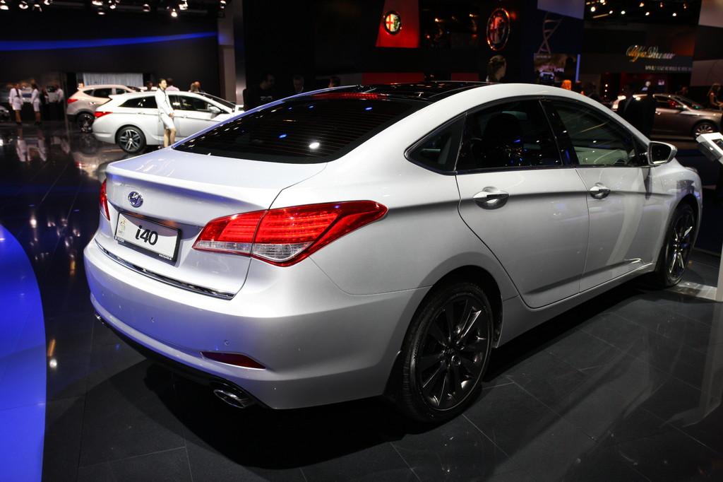 Hyundai i40 Limousine.