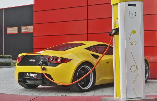IAA 2011: Artega SE mit Elektroantrieb in den Startlöchern