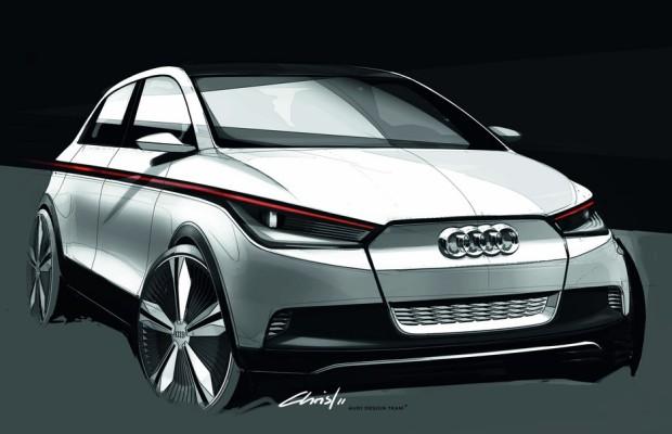 IAA 2011: Audi A2 Concept mit vielen neuen Ideen