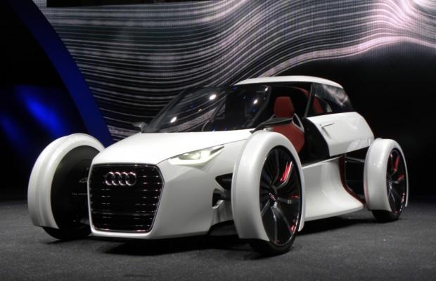 IAA 2011: Audi Urban Concept – zwischen Motorroller und Kleinwagen