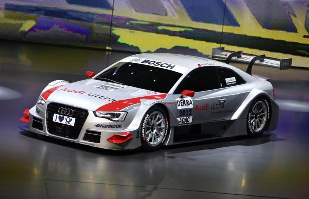 IAA 2011: Audi präsentiert den neuen A5 DTM