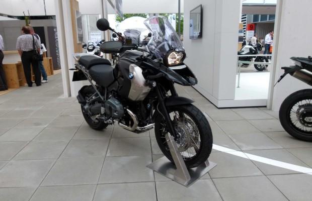 IAA 2011: BMW Motorrad & Husqvarna Motorcycles