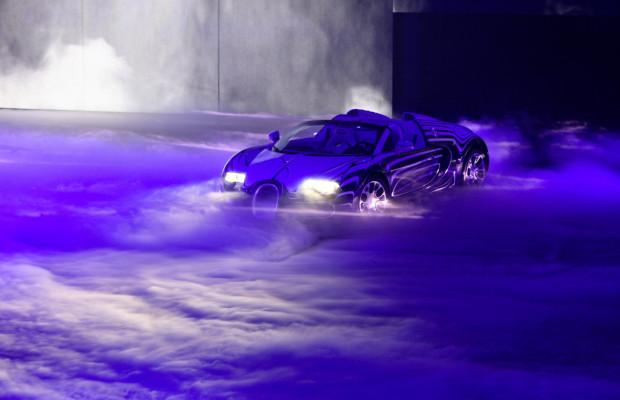IAA 2011: Bugatti zeigt Unikat