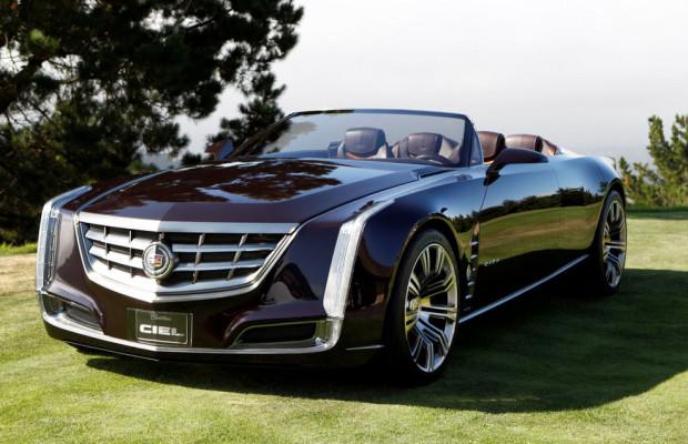 IAA 2011: Cadillac Ciel Concept feiert Europapremiere