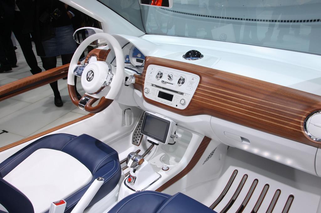 IAA 2011: Der Volkswagen Up für den Strand