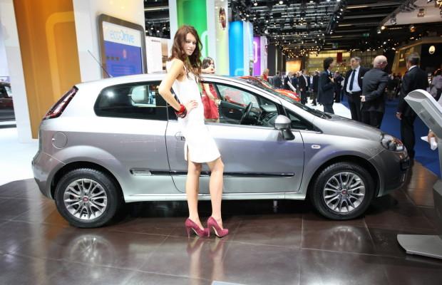 IAA 2011: Fiat Punto mit Neuerungen