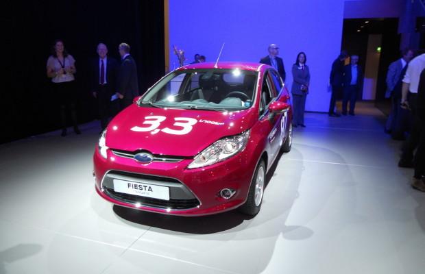 IAA 2011: Ford Focus und Fiesta besonders sparsam