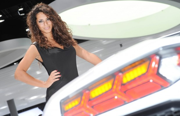 IAA 2011: Girls, Girls, Girls