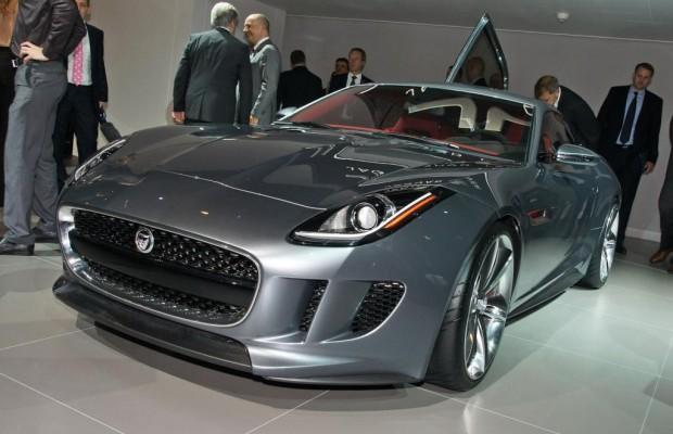 IAA 2011: Jaguar CX-16 - Elektroturbo für E-Type-Nachfolger