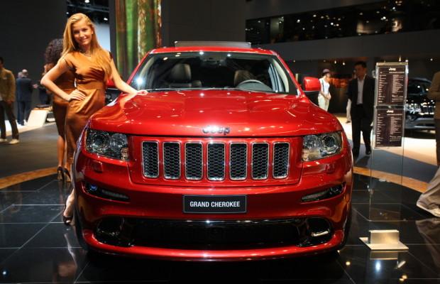 IAA 2011: Jeep Grand Cherokee SRT8 in unter 5 Sekunden auf 100 km/h